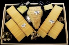 Plateau fromages à raclette pour 6