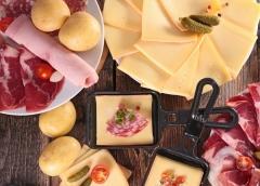Plateau fromages à raclette pour 4