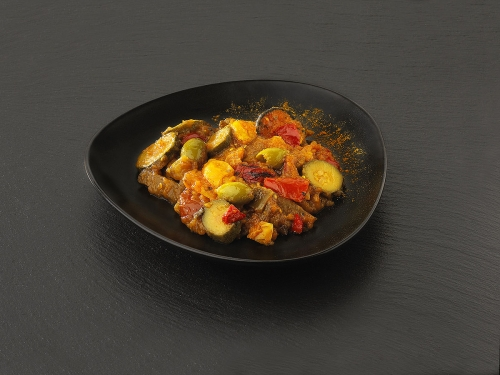 Cuisiné de Légumes Façon Tajine