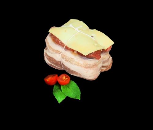 Paupiette de Porc Orloff